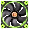 Вентилятор Thermaltake Riing 12 LED Green (CL-F038-PL12GR-A)